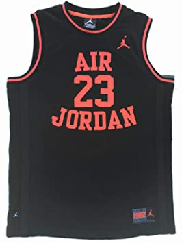 Jordan Camiseta Juventud Classic Jersey La Air De Nike Malla Boy eW29IYDHE