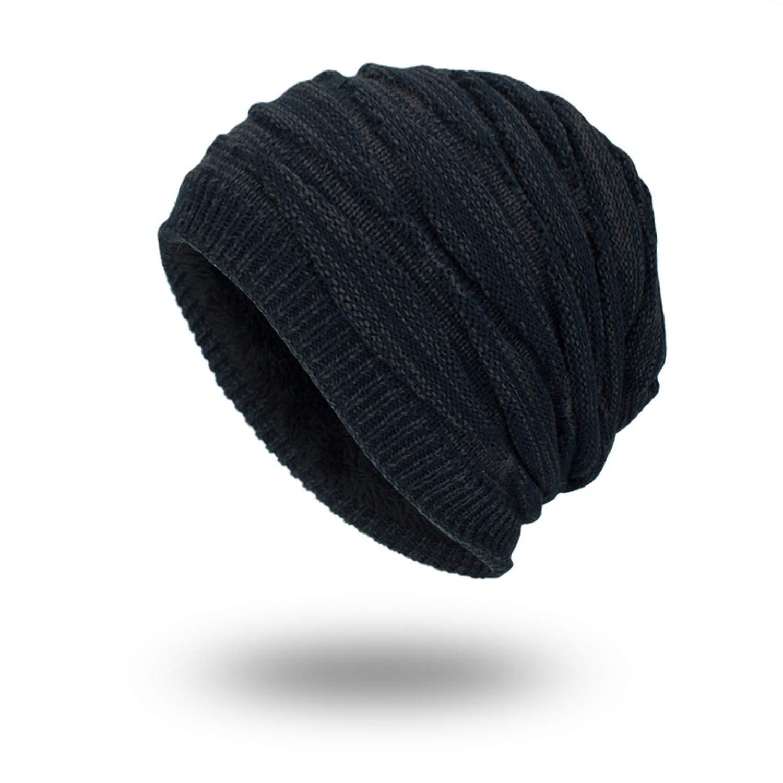 Winter Beanies Solid Color Hat Unisex Plain Warm Soft Skull Knitting Cap Hats Touca Gorro Caps