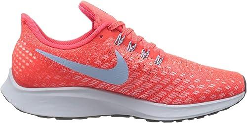 Nike Air Zoom Pegasus 35, Zapatillas de Entrenamiento para Mujer ...