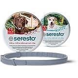 Collare Seresto di Bayer per cani oltre 8 Kg antipulci e zecche 70 cm