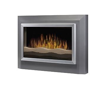 Amazon.com: Dimplex EWF-SS Sahara Electric Wall-Mounted Fireplace ...
