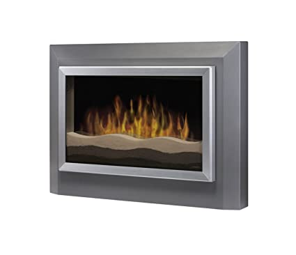 amazon com dimplex ewf ss sahara electric wall mounted fireplace rh amazon com