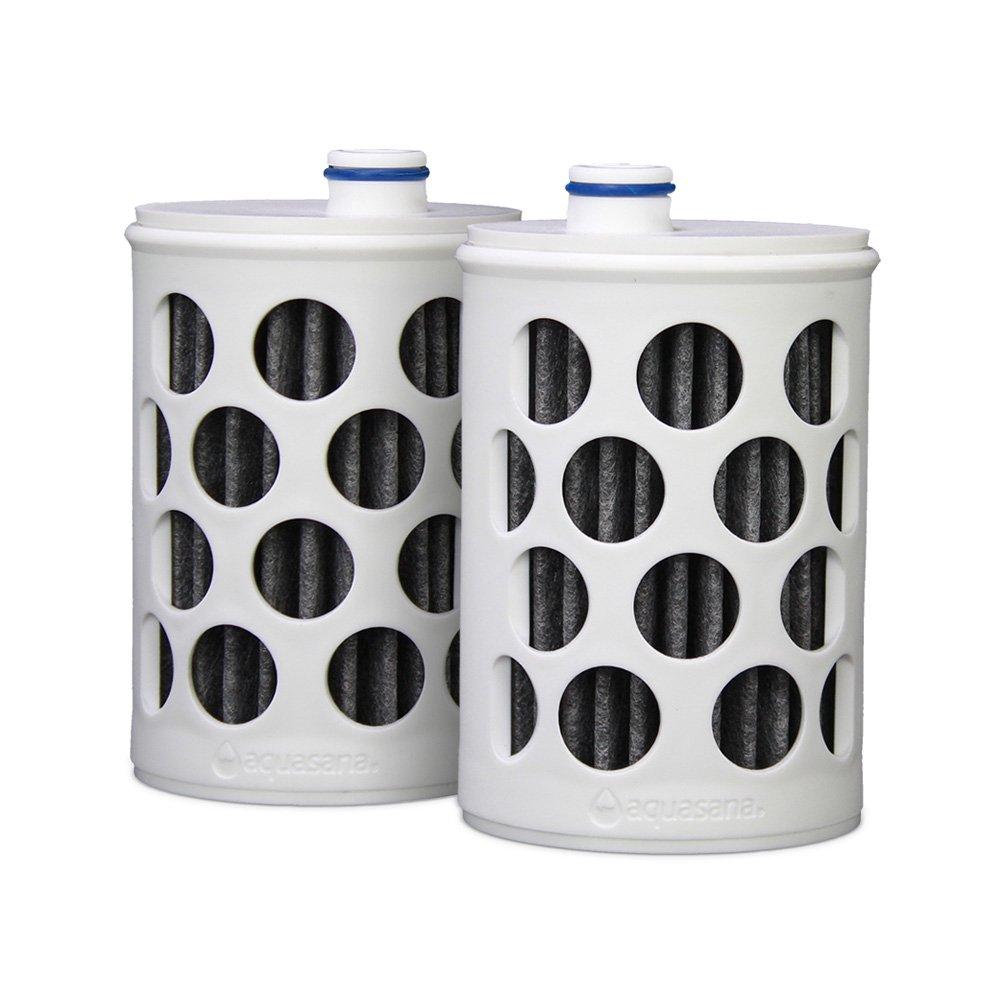 Aquasana Replacement Filter Cartridges for Aquasana Clean Water Bottle, 2-pack