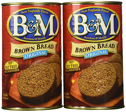 (B & M Bread Brown Plain )