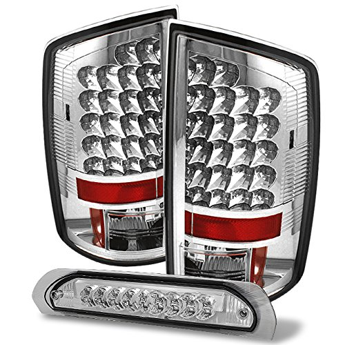 Chrome Led Tail Lights in US - 6