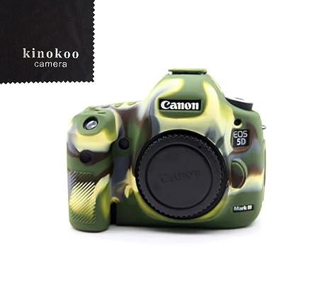kinokoo silicona protección funda para cámara Canon 5D3, 5Ds 5d3r ...