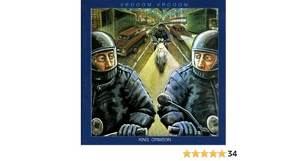 King Crimson - Vrooom Vrooom - Amazon.com Music