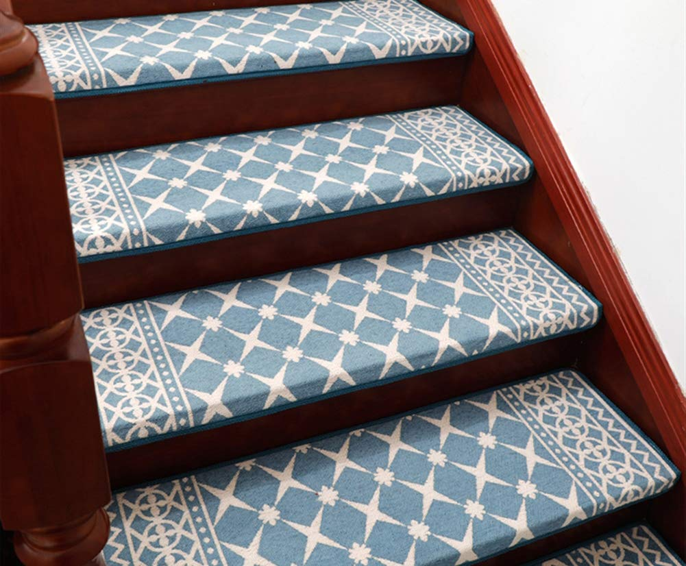 Liveinu Liveinu Liveinu Moderner Stil Selbstklebend Stufenmatten Treppen Teppich Waschbar Starke Befestigung Anthrazit Treppen-Matten 30x85cm (15 Stück) Kaffee Rechteck B07MH47TWW Stufenmatten ca3bc7