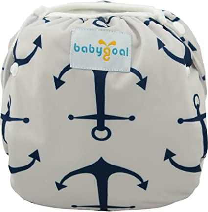 GoldenChuan Baby Swimming Trunks Swim Diapers Reuseable Adjustable for Baby Swimming Lesson
