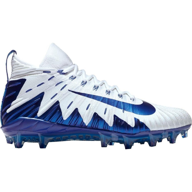 (ナイキ) Nike メンズ アメリカンフットボール シューズ靴 Alpha Menace Elite Football Cleats [並行輸入品] B07C7PKCKR 13.0-Medium