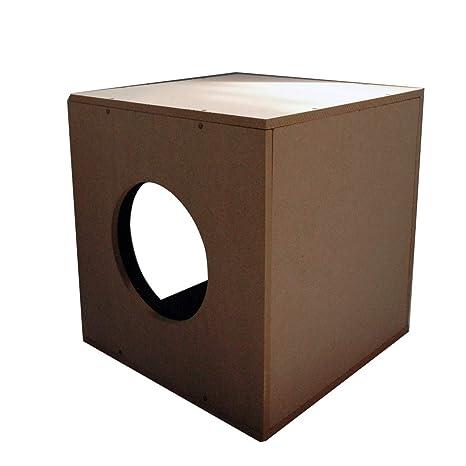 Caja de madera insonorizada Anti-Ruido para Extractor RVK/Ruck (200mm)