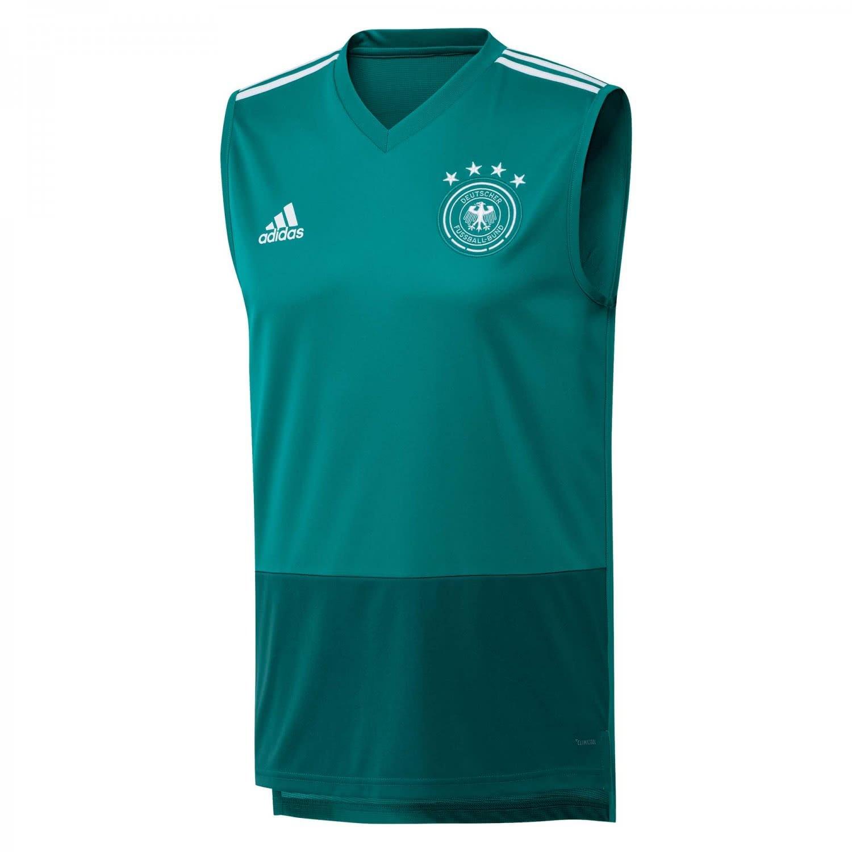 Adidas CE6597 Camiseta de Entrenamiento, Hombre, Verde (Eqtver/Agurea/Blanco), 2XL: Amazon.es: Deportes y aire libre