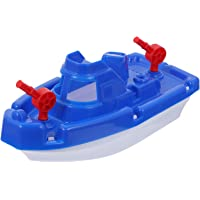 Generic Bath Boat Toy Pool Toy Boat Sailing Boat Aircraft Carrier Bath Toy Set for Baby Toddlers Kids Birthday Gift