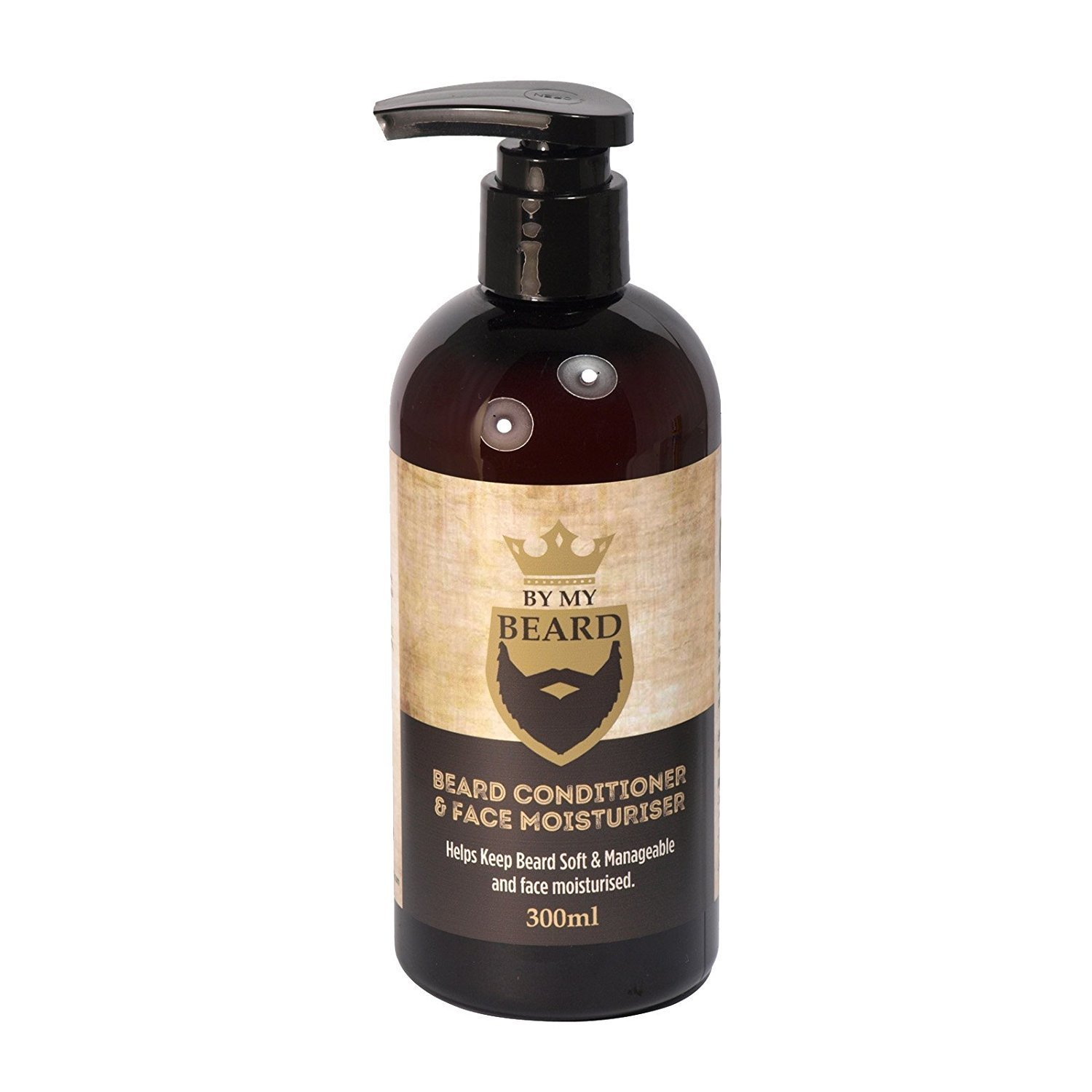 By My Beard Conditioner Face Moisturiser 300ml 025779