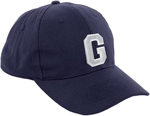 Gorra de béisbol infantil, diseño con letras A-Z, unisex, color ...