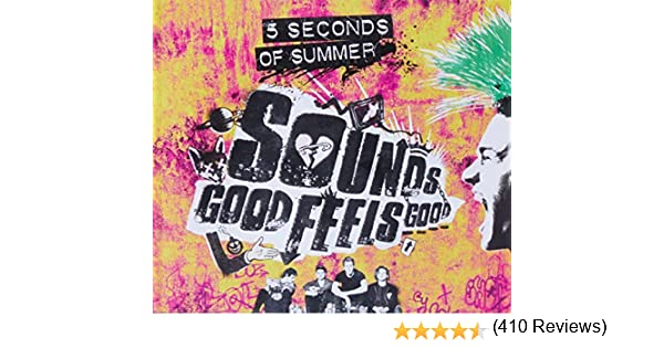Sounds Good Feels Good - Edición Deluxe: 5 Seconds Of Summer ...