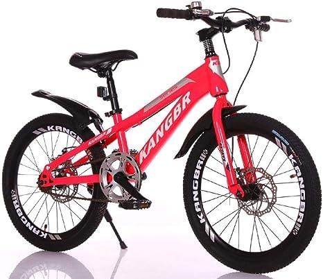 WY-Tong Bicicleta Infantil Frente de Bicicleta de montaña y Frenos ...