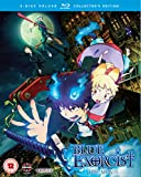 Blue Exorcist: The Movie (2012) ( Ao no ekusoshisuto: Gekijouban ) (Blu-Ray & DVD Combo) [ NON-USA FORMAT, Blu-Ray, Reg.B Import - United Kingdom ]