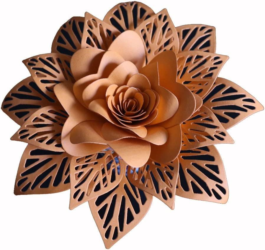 Flower Metal Cutting Dies Scrapbooking Paper Cards Album Craft Die Cut Best