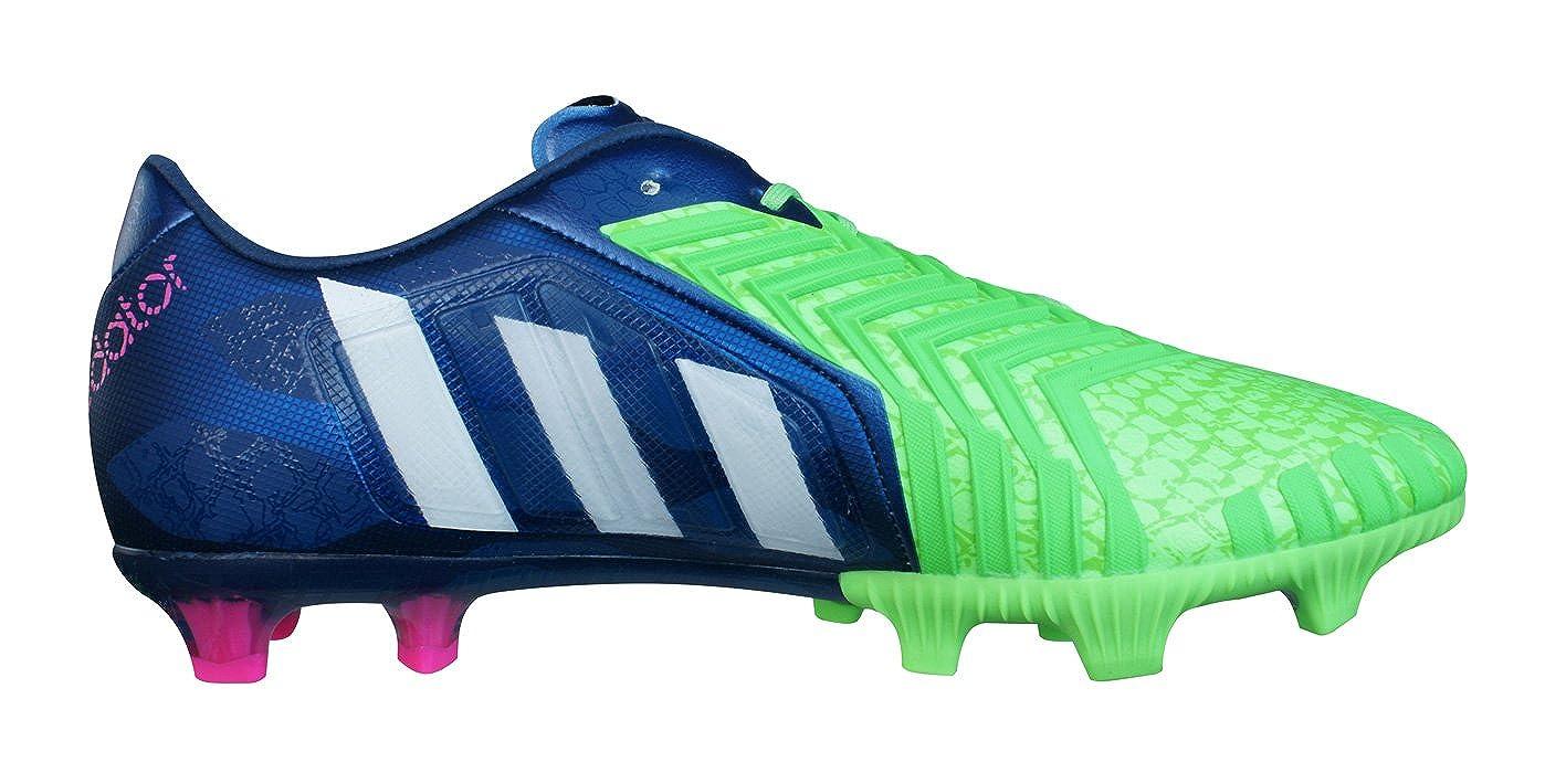 e6a9e65a5954 Adidas Predator Instinct FG M17644 Mens Football Boots Soccer Cleats Blue   Amazon.co.uk  Shoes   Bags
