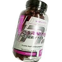 L-Carnitine + Green Tea - turn fat in to energy (180c)