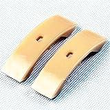 BoCID 2Pcs Cam Timing Chain Tensioner Shoe Pad For VW Jetta Golf GTI Passat 1.8T 2.8 058 109 088 K / D / L / H / B