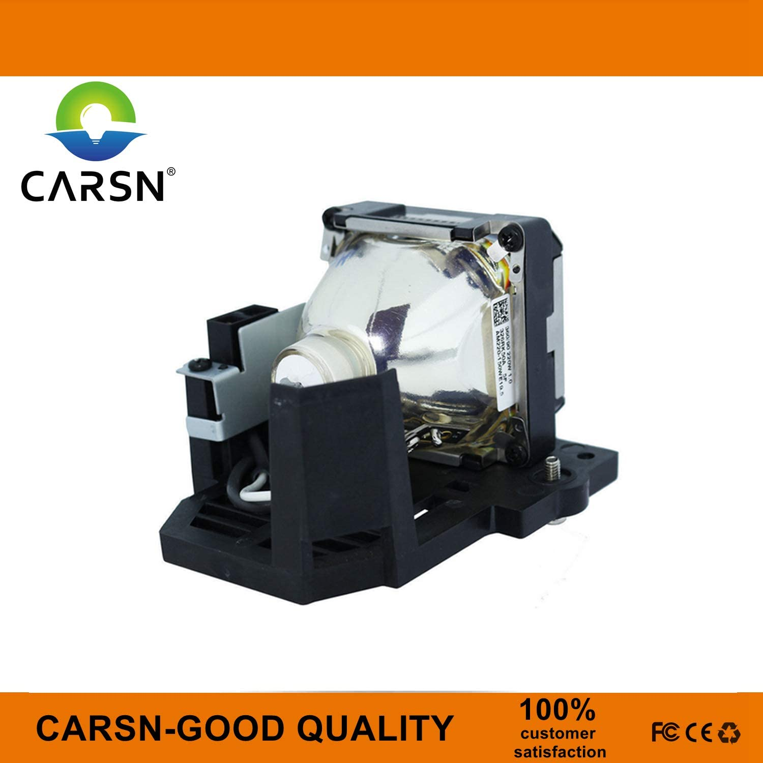 Lamp with Housing by CARSN PK-L2210U PK-L2210UP Replacement Projector Lamp for JVC DLA-F110 DLA-RS40 DLA-RS50 DLA-RS60 DLA-X3 DLA-X7