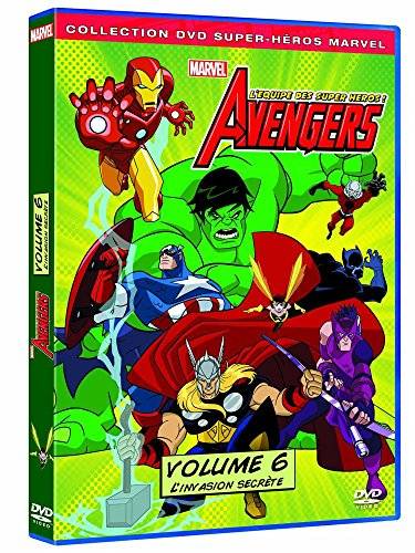 Avengers : l'équipe des super héros ! -