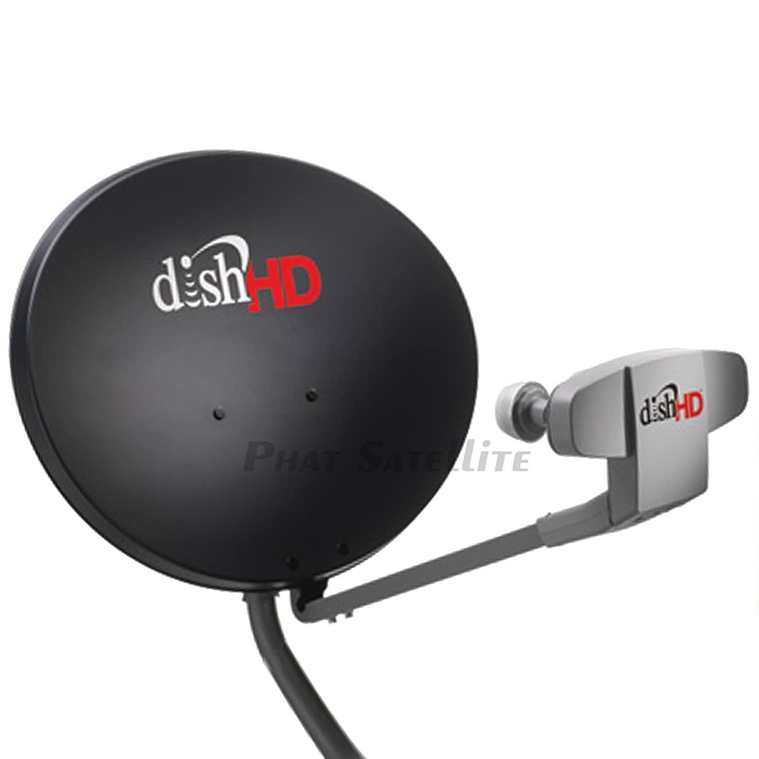 Amazon.com: Dish Network 1000.2 Dish 110, 119, 129 Satellites High ...