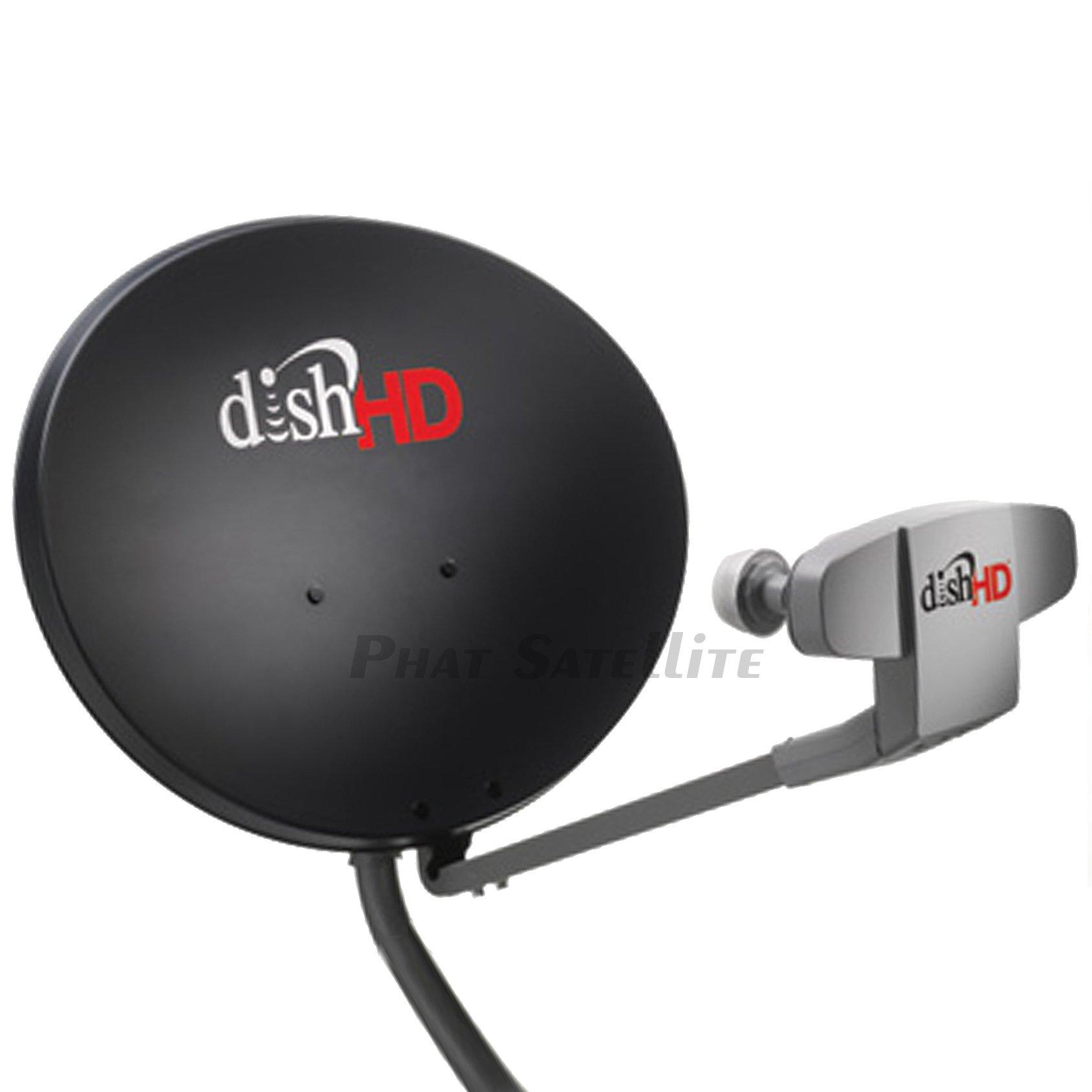 Amazon.com: Dish Network 1000.2 Dish 110, 119, 129 Satellites High  Definition Dish: Home Audio & Theater