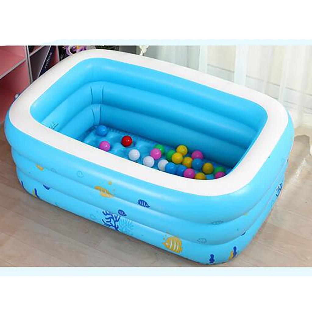 Das Kinderbecken Verdickung pool Adult Home Badewanne Aufblasbare Baby Kleinkind Dieses Produkt enthält Belüfter