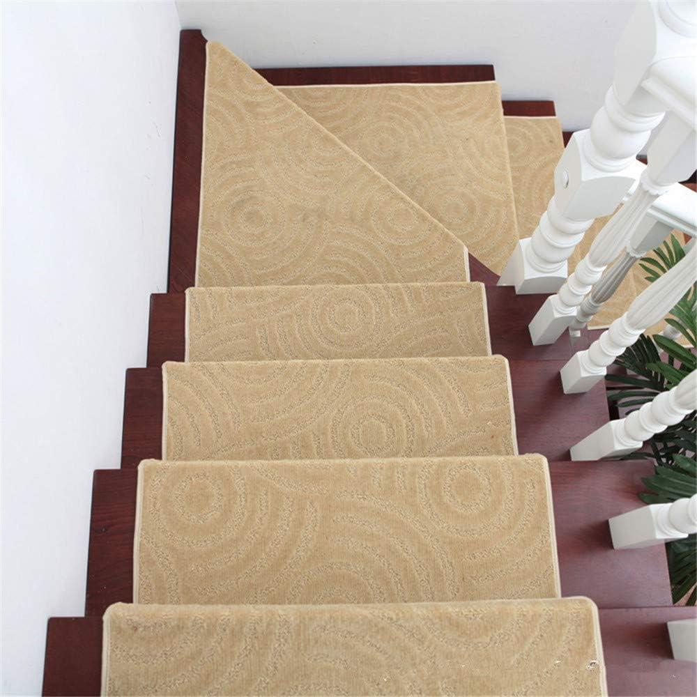 wcwwfn Alfombra de Goma Antideslizante Escalera colchón colchón colchón Alfombra Escalera Escalera Gratis,D: Amazon.es: Hogar