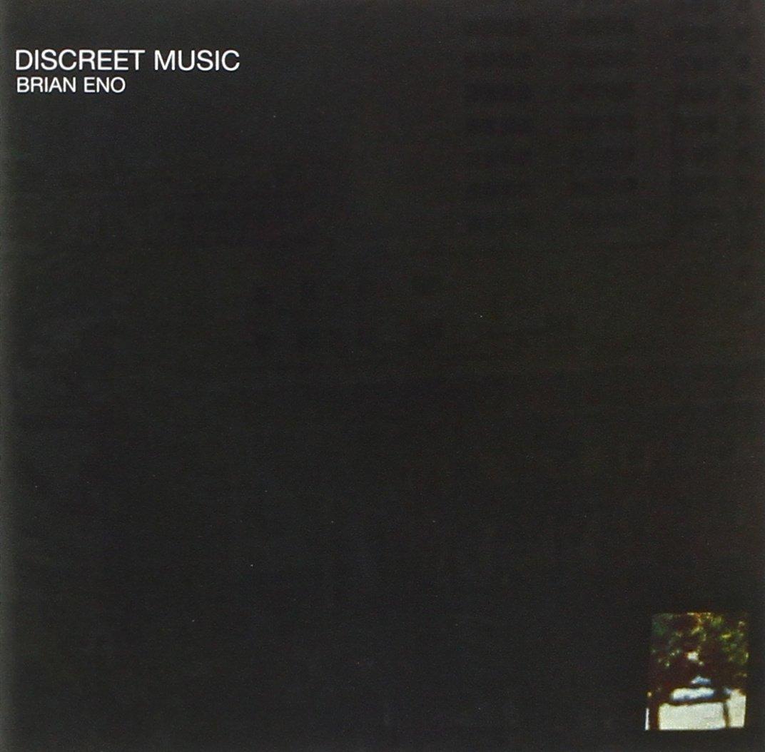 Discreet Music by Virgin