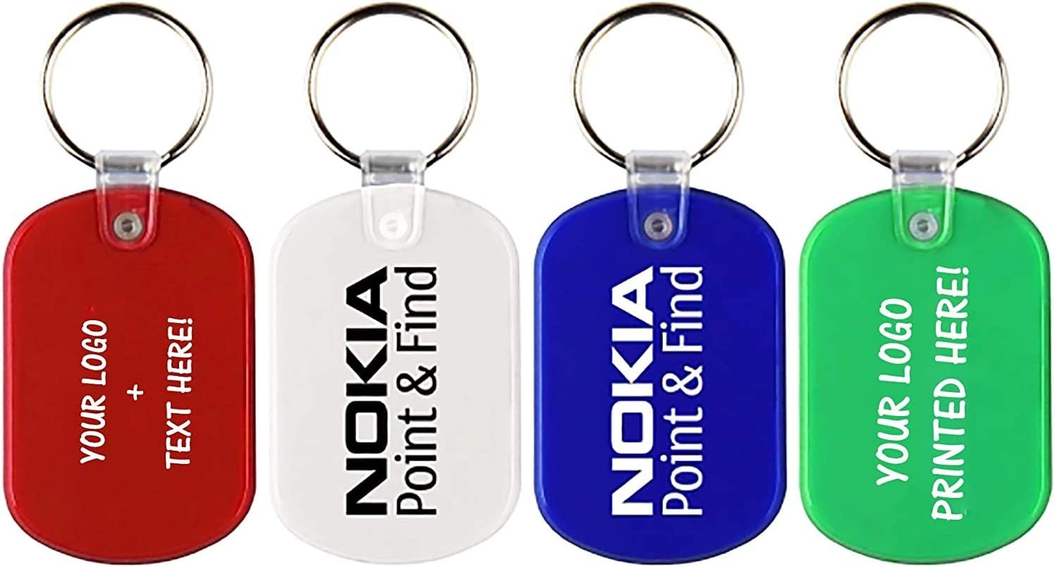 Personalized Engraving Included Faux Leather Oval Keychain,\u00a0Jet Airplane