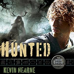 Hunted: The Iron Druid Chronicles, Book 6 Audiobook