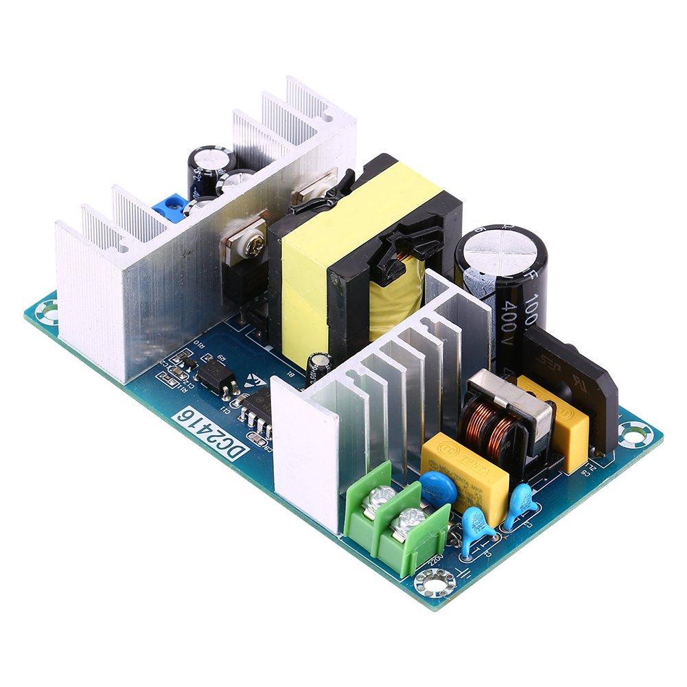 Alimentatore Switching AC DC, da 100 –  240 V AC a 24 V 9 A DC Walfront RLSB4964