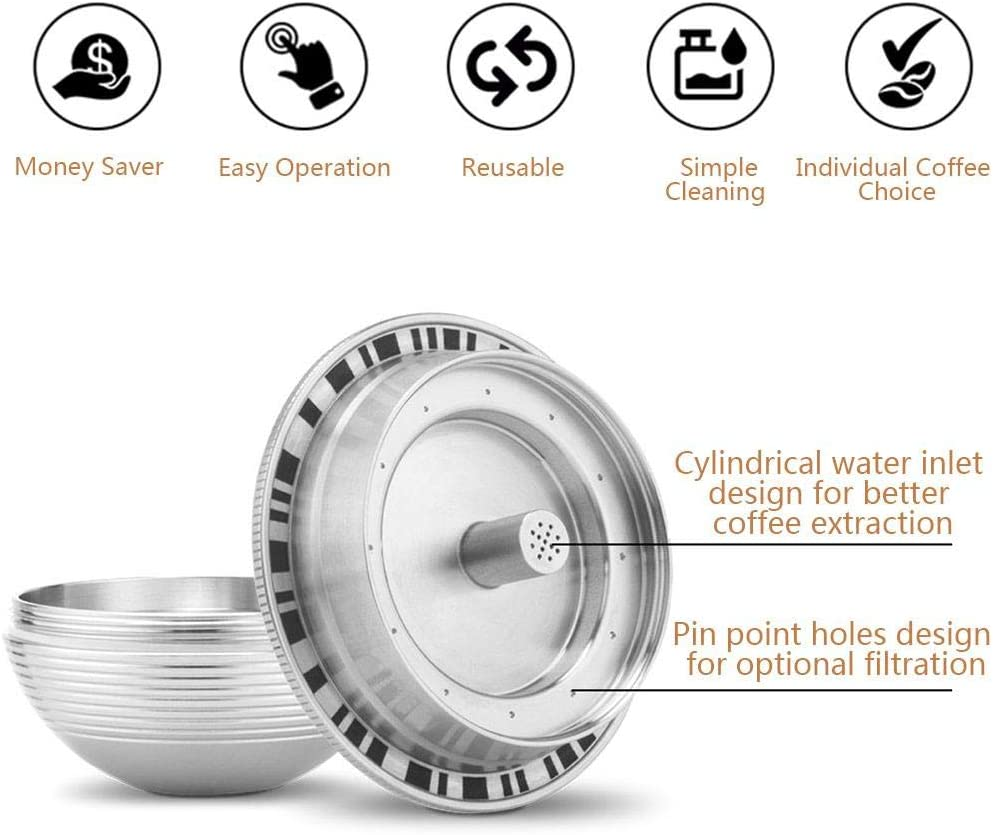 reusable coffee pods nespresso