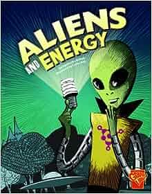 Aliens and Energy (Monster Science): Agnieszka Biskup, Aón