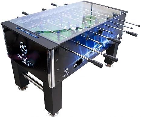 UEFA Champions League Hi-Spec 4ft Stadium Football Table Official Merchandise by UEFA: Amazon.es: Deportes y aire libre