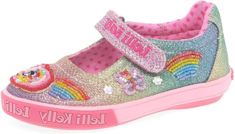 Lelli Kelly Rainbow Sparkle Dolly Girls