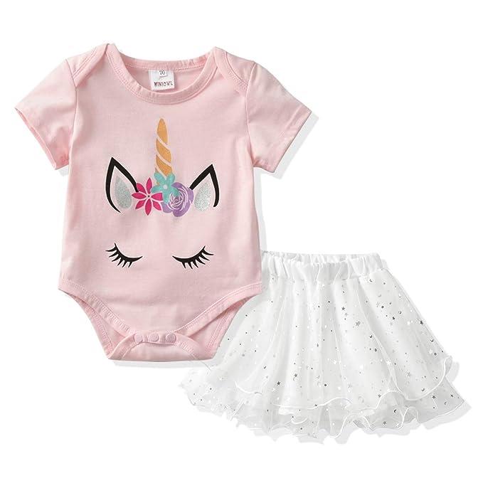 Amazon.com: Conjunto de 2 piezas para bebé recién nacido ...