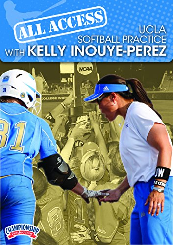 - Kelly Inouye-Perez: All-Access UCLA Softball Practice (DVD)