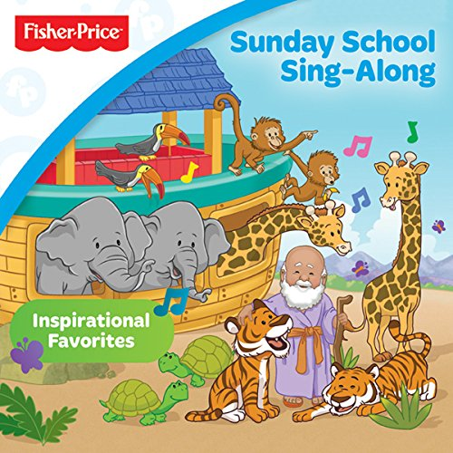 Little People Sunday School Sing Along product image