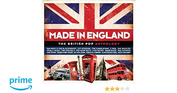 Various artists made in england the british pop anthology various artists made in england the british pop anthology amazon music solutioingenieria Image collections
