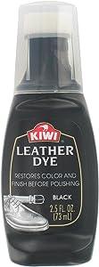 Kiwi 11806 2.5 Oz Black Leather Dye ( pack of 3 )