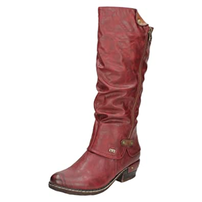 Rieker-Antistress Bernadette Tall Boot 93655 (Women's) uii31L
