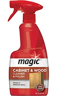 Exceptionnel Magic Cabinet And Wood Cleaner, 14 Ounce
