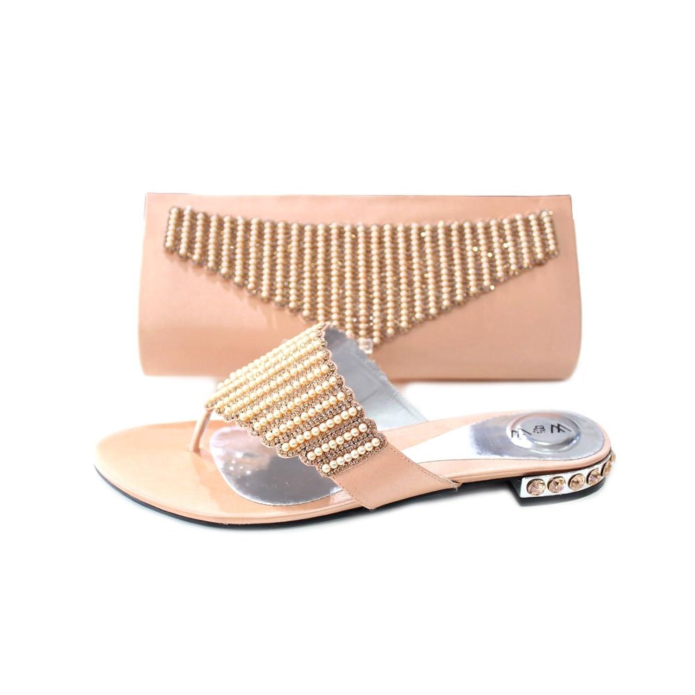 W&W Women Ladies Crystal Diamante Shoes & Matching Bag Size 3-9 (Black,  Green, Maroon, Peach, Shocking Pink, Turquoise)CORA & MISHI: Amazon.co.uk: Shoes  & ...