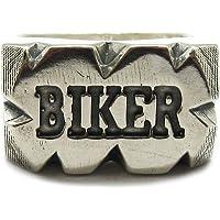 Anillo plata de ley para hombre BIKER sólido 925 R001989 Empress