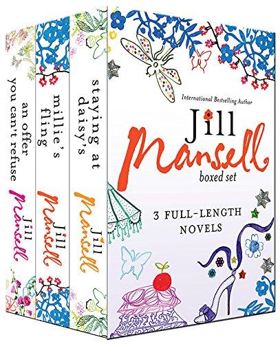Jill Mansell Boxed Set